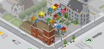View our Market Vendor Map page